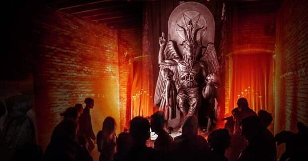 Сатанизм как новый символ либеральных ценностей
