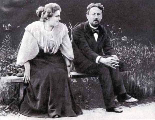 Чехов иЛика Мизинова: необычная история несостоявшейся любви классика