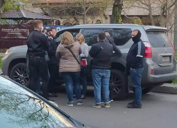 "Под Киевом задержали на взятке ""слугу народа"""