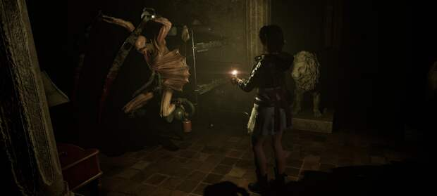 Открылась запись на ЗБТ хоррора Tormented Souls, опубликован новый геймплей