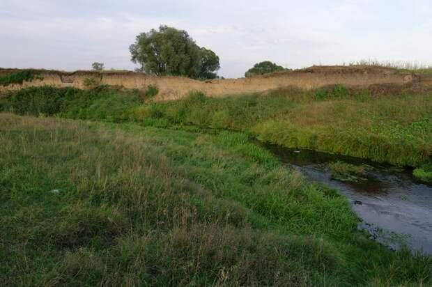 Река Вожа. Фото Александра Королева.