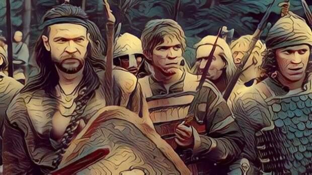 Женщины Древней Руси. Козырная Марица