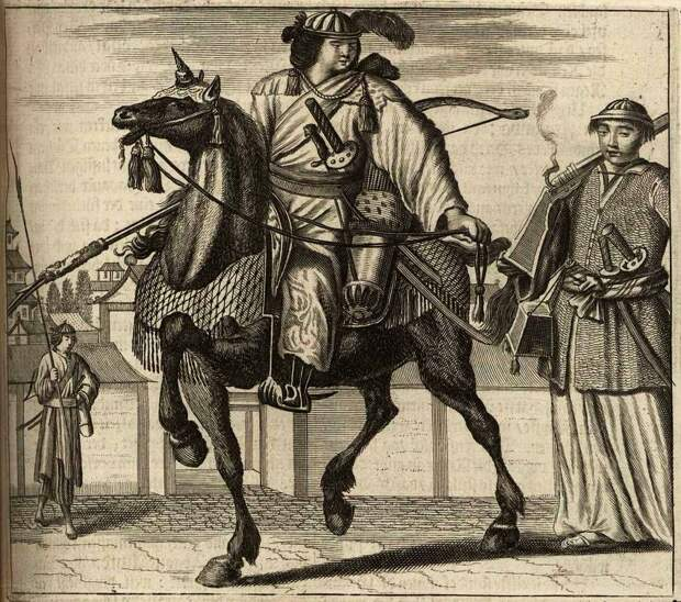 "Япония глазами европейцев на гравюрах из книги ""Die Gesantschaften an die Keiser von Japan"" (Амстердам, 1670 год)"