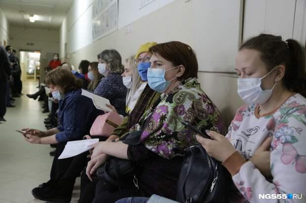 Количество заболевших гриппом в Омской области в 2020 году увеличилось в 2 раза