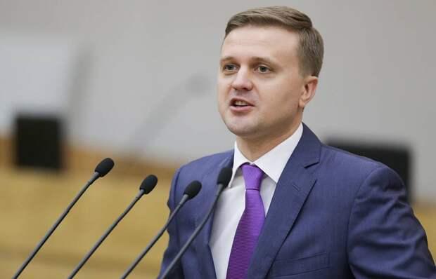 Алексей Диденко вновь станет депутатом от Томской области по 181 округу