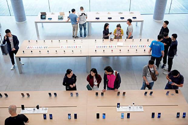 Продажи смартфонов резко выросли