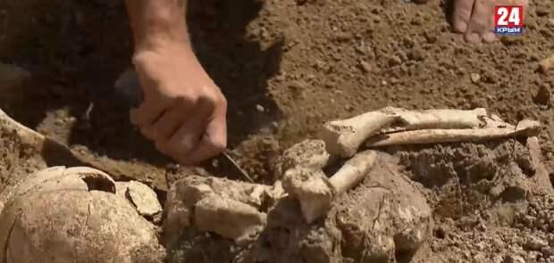 В Крыму завершился сезон археологических раскопок