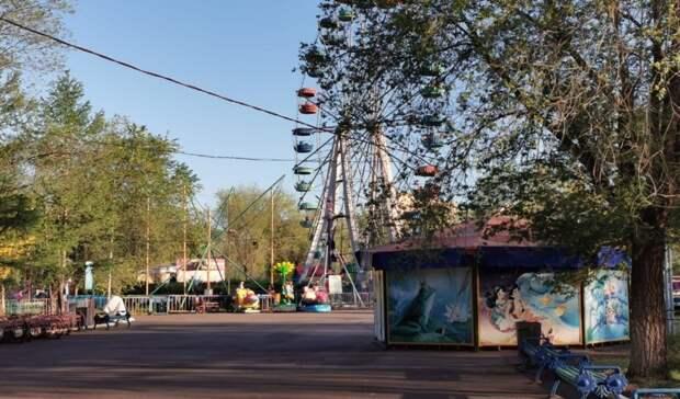 Никультуры, ниотдыха. Почему оренбургские парки искверы приходят вупадок