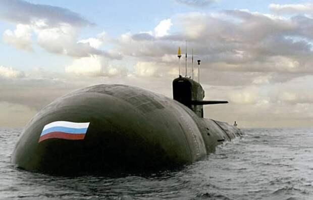 Американцы ищут ещё одну «пропавшую» у берегов Сирии российскую подлодку