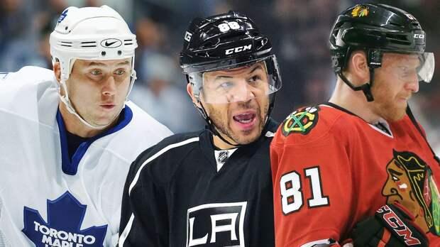 Могильного прокатили мимо Зала славы. В НХЛ великому русскому форварду предпочли темнокожего канадца и словака