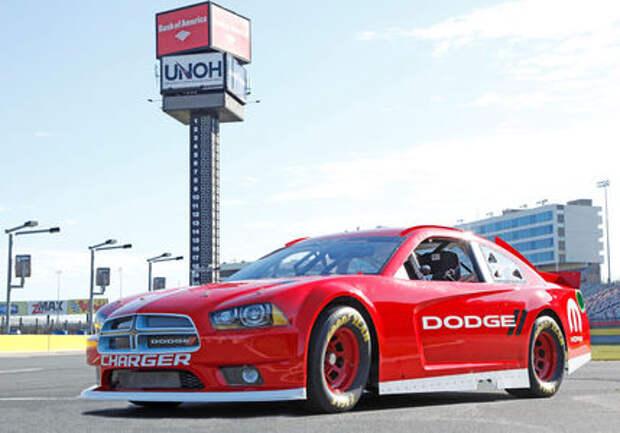 Dodge хочет вернуться в NASCAR!