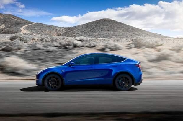 Маск, наконец, представил Tesla Model Y. Технические характеристики