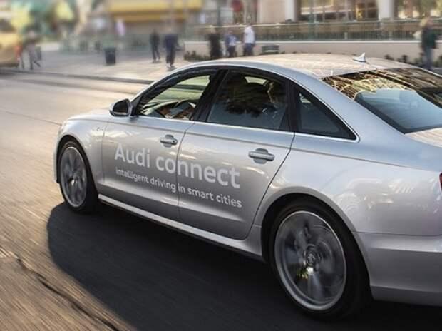 Audi обещает полуавтономное управление в ближайшее время
