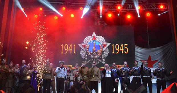 В Севастополе достойно реализовали масштабный театрализовано-музыкальный проект