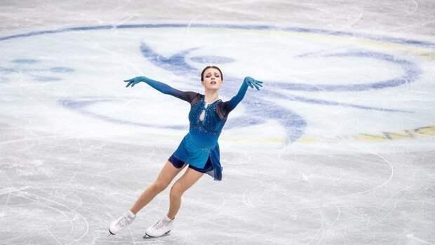Сборная России впервые вистории выиграла командный чемпионат мира пофигурному катанию