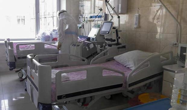 Самый крупный коронавирусный госпиталь Приморья прекратит приём пациентов
