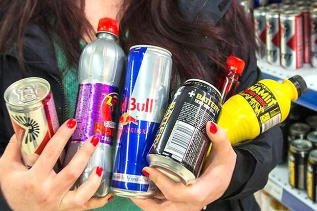 Энергетические напитки: как они влияют на здоровье