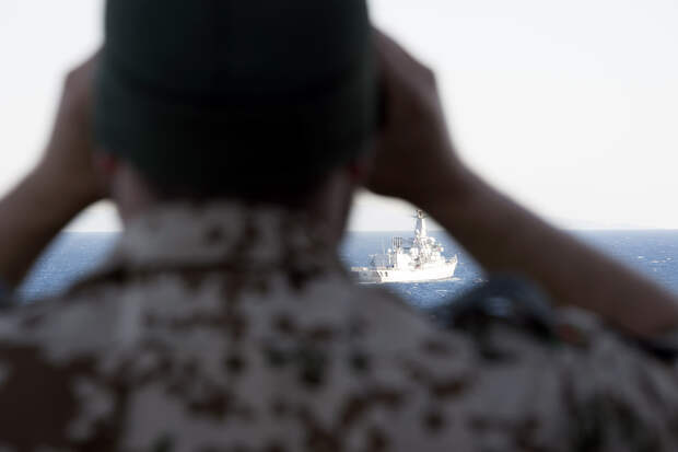 Вооружённые корабли НАТО вошли в Чёрное море