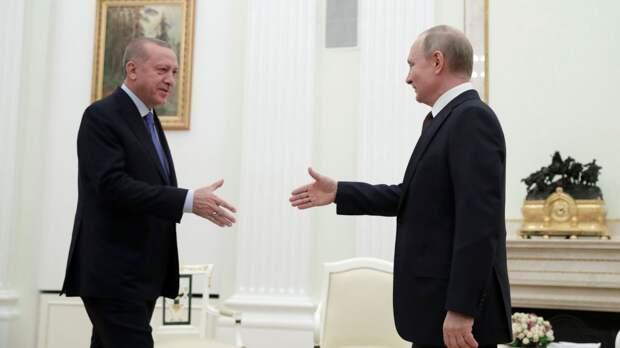 NI: США беспокоит новый виток сближения России и Турции