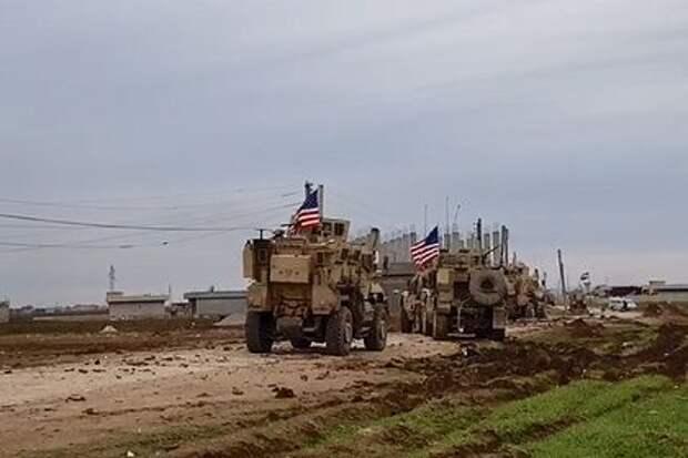 США решили усилиться на северо-востоке Сирии