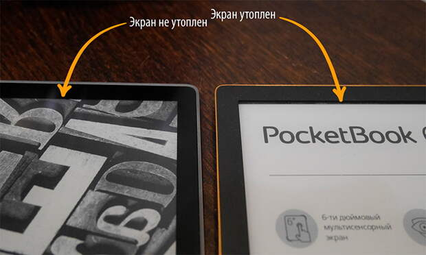 Модели электронных книг