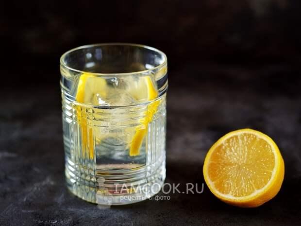 Классический джин-тоник — рецепт с фото пошагово