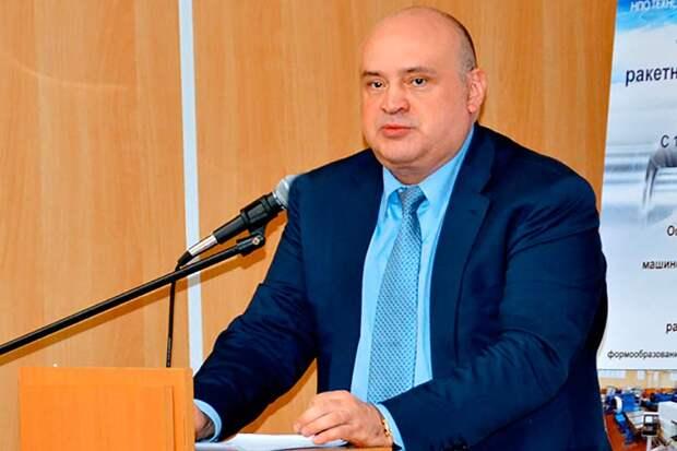 Юрий Яскин отбыл в зарубежный вояж с подведомственного ему НИИ КП, входящего в госкорпорацию Роскосмос