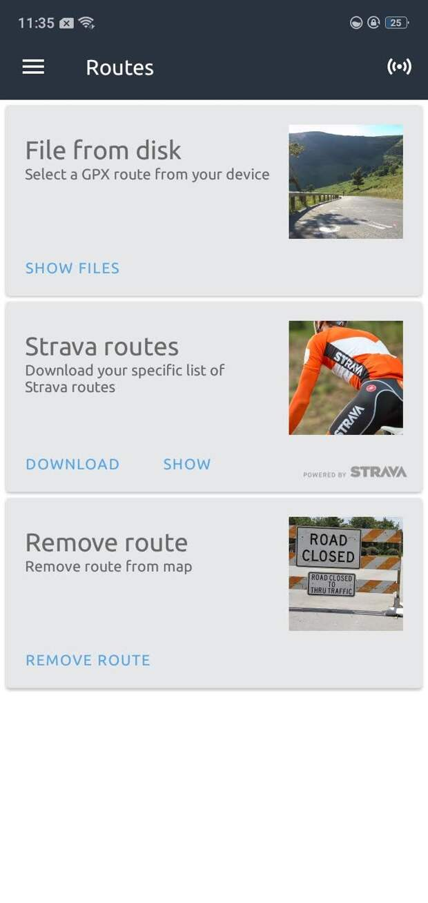 Routes on Jepster