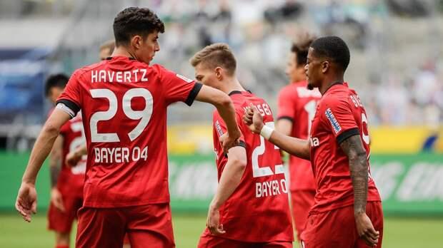 Хаверц продолжает покорять Бундеслигу. Уже четыре гола после рестарта сезона