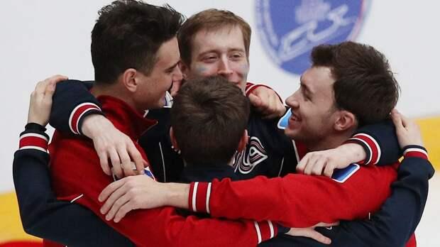 Самарин, Алиев, Кондратюк и Игнатов выступили на шоу в честь юбилея Мишина под песню «Как молоды мы были»