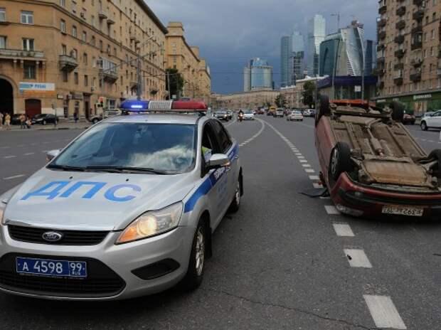 МВД подготовило поправки, вводящие штраф за превышение скорости на 10 км/ч