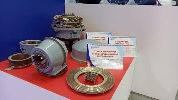 Семь предприятий из Удмуртии представляют свою продукцию на авиакосмическом салоне МАКС
