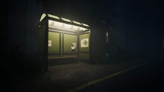 Мистическая остановка с покойниками
