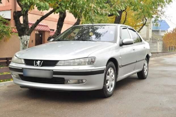 Peugeot 406 прославился как главный автомобиль в фильме «Такси». | Фото: cars.ua.