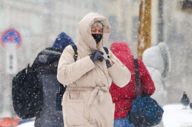 Москвичам пообещали первые за десять лет сильные морозы