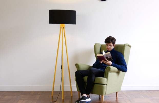3 дизайнерских предмета мебели из простых материалов