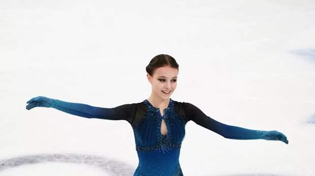 Щербакова заявила о намерении получить тренерское образование