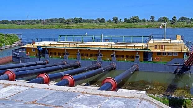 Вторая очередь Донского магистрального канала обойдется Ростовской области в837млн