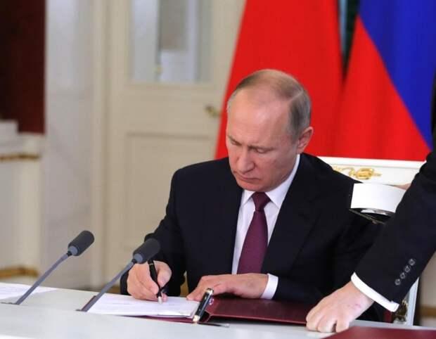 Об уроках Великой Отечественной войны написал статью в немецкую газету Путин