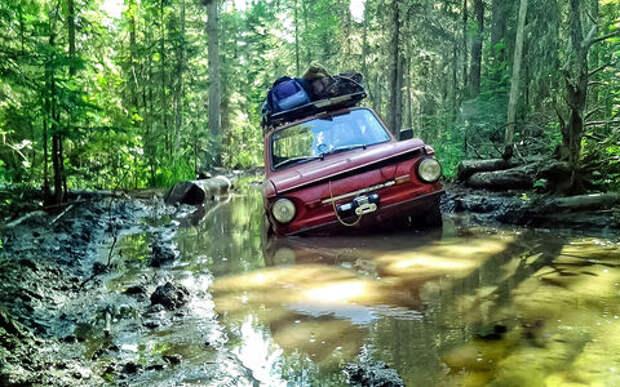 Десять сумасшедших экспедиций на наших машинах