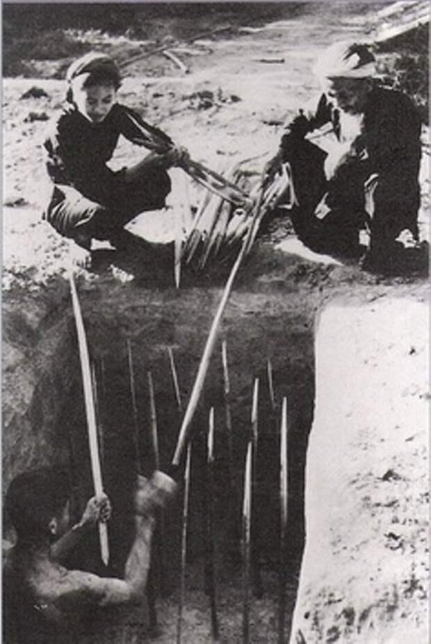 Вьетнамские ловушки для американцев