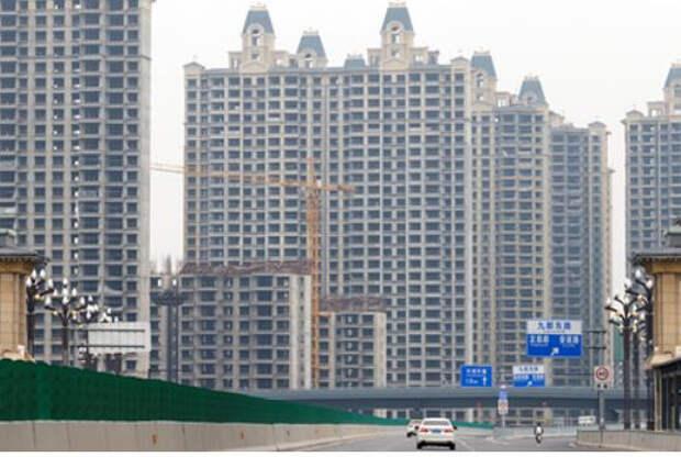 Китайские компании начали рушиться