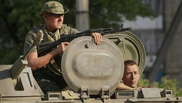 ДНР: ночью к ополченцам перешло 23 населенных пункта Луганской области