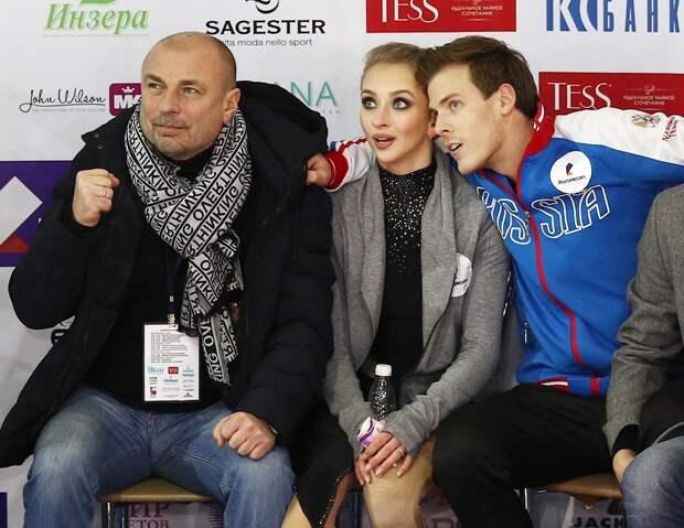 Жулин: «Нароссиянок молится весь мир фигурного катания. Без нас Олимпиада превратится вфарс»