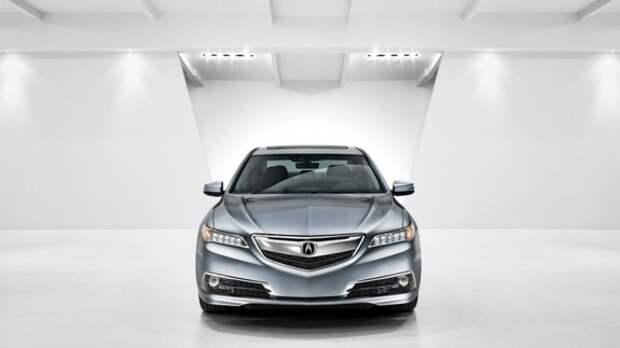 Европейский дебют седана Acura TLX состоится в Москве