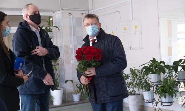 Олег Русинов.