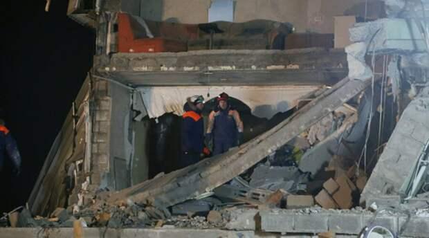 В жилом доме в Нижегородской области произошел взрыв газа