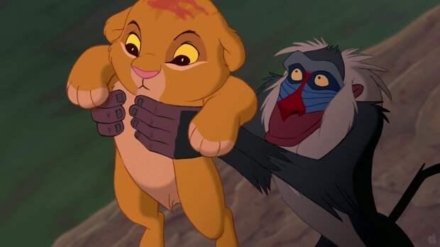 В Подмосковье ребенка назвали Король Лев