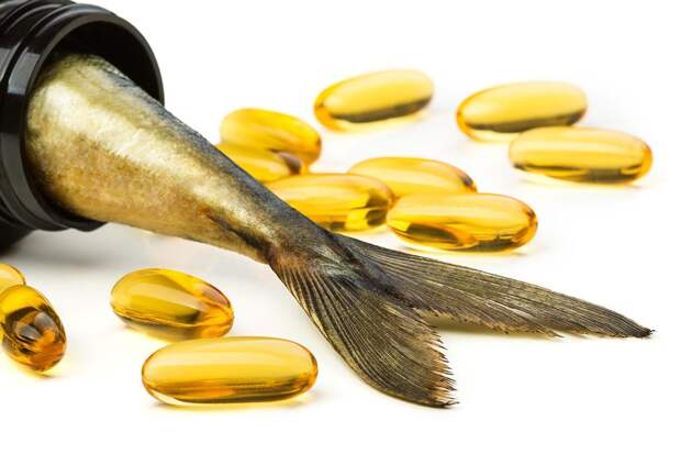 Рыбий жир снижает риск летального исхода при коронавирусе