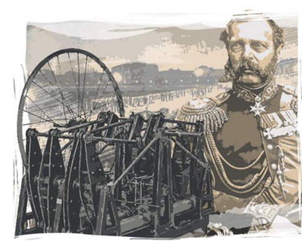 Бензиновый мотор 1879 года для «России»